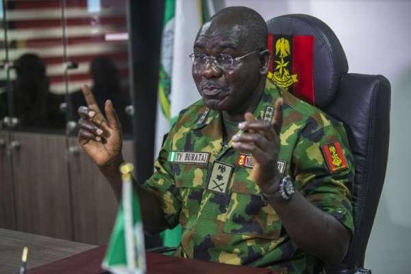 Tukur Buratai appointed Nigerias Ambassador to Benin Republic