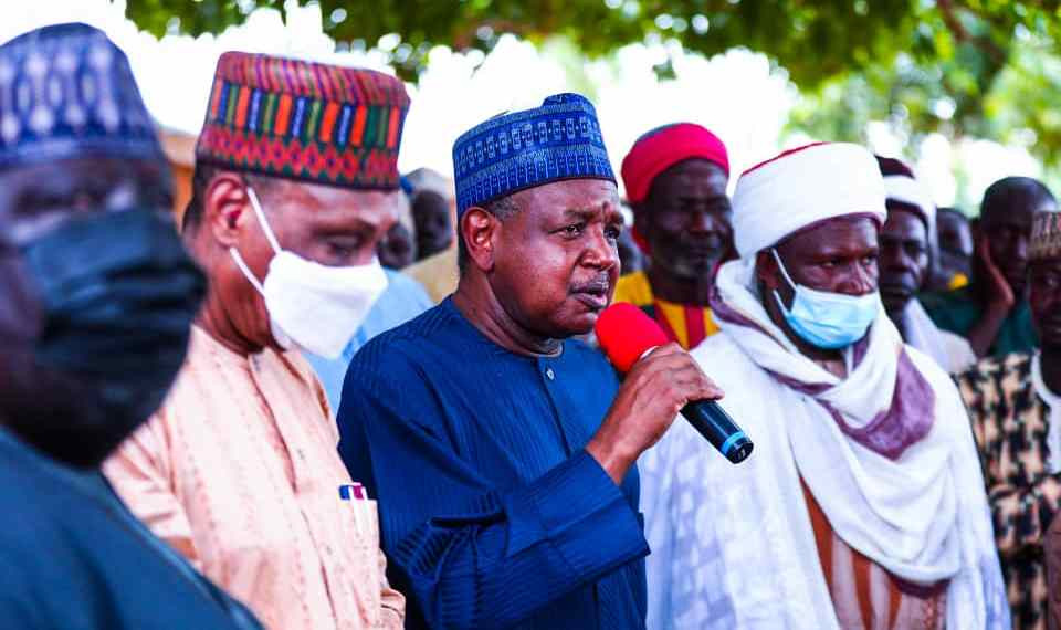 Two shot as protesters block Kebbi governors convoy