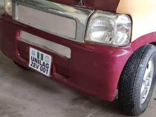 UNILAG test runs zero emission vehicle
