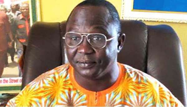 Why insecurity persists by NLC President