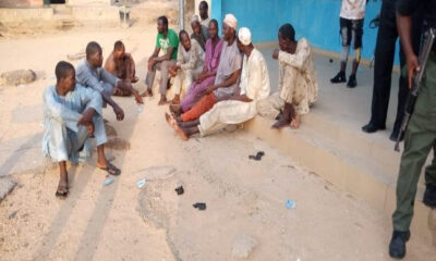 Zamfara Police rescue 11 kidnapped victims