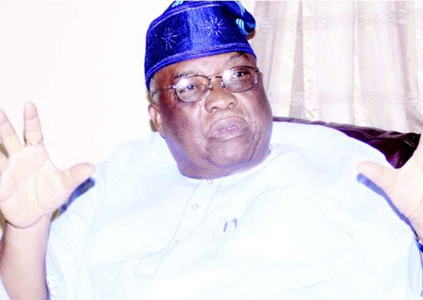 state creation has led to absolute corruption – Sen Oyofo