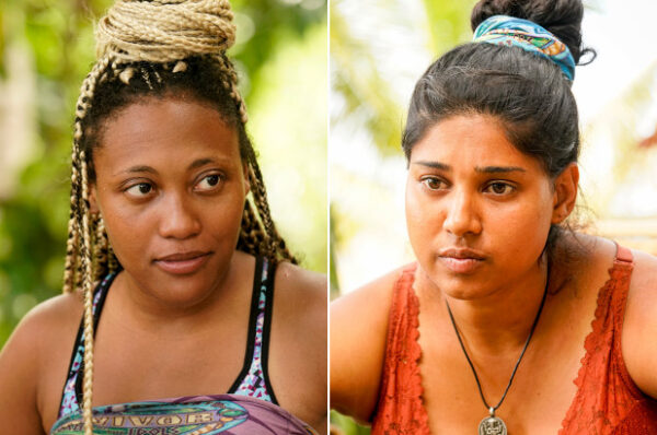 Survivor castaways talk getting their periods while competing on the island