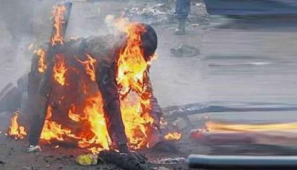 20 year old Man Sets Self Ablaze Over NECO Fees In Kano