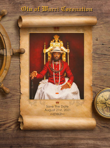 Prince Tsola Emiko to be Crowned Olu of Warri 1