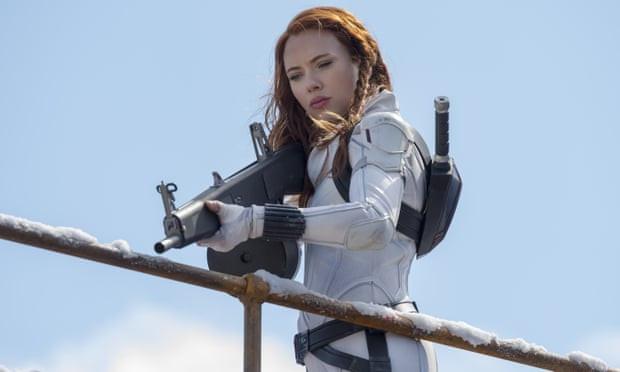 Actress Scarlett Johansson suing Disney over breach of contract