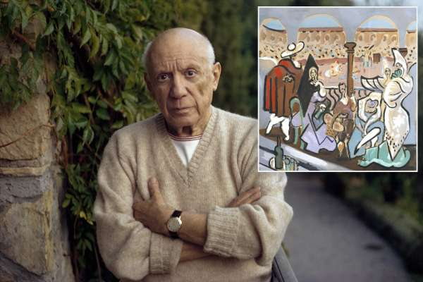 Picasso painting sells for $150,000 after sitting in Maine closet for 5 decades