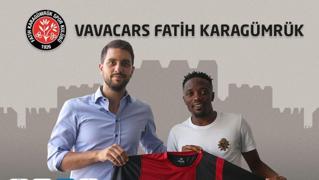 Ahmed Musas new club confirmed