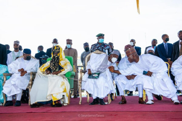 Another Emir of Kano enthroned months after Sanusis dethroneme