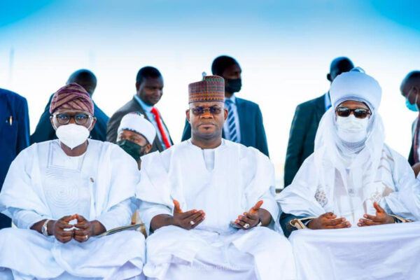 Another Emir of Kano enthroned months after Sanusis dethronement