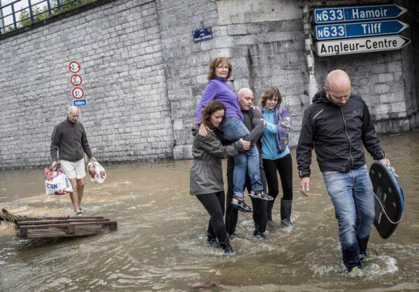 Belgium govt raises flood death toll to 20