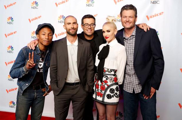 Blake Sheltons 'Voice pal Carson Daly officiates his wedding — but no Adam Levine