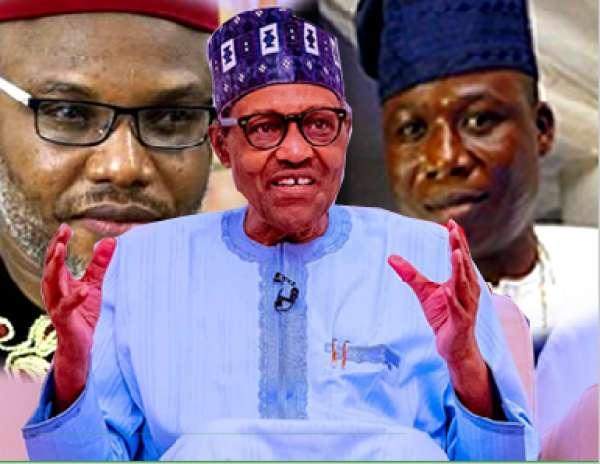 Blame Buhari govt for secession agitations – Abubakar Umar