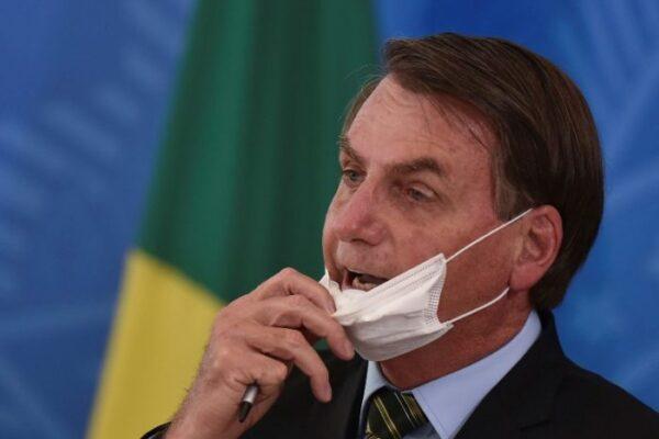 Brazil police probe Bolsonaro for inflated vaccine contract