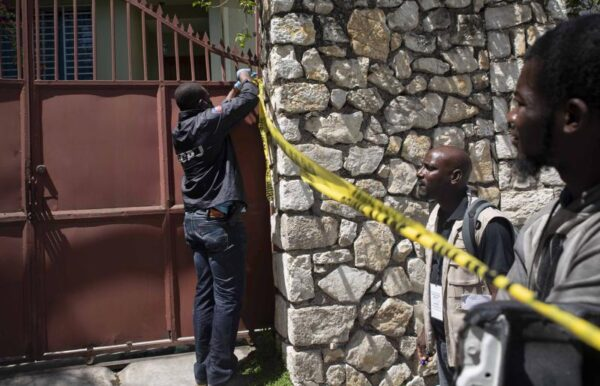 Chaos reigned in wake of Haitian presidents assassination