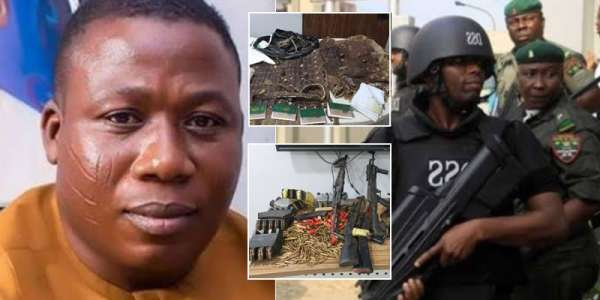DSS confirms raid on Igbohos house launches manhunt