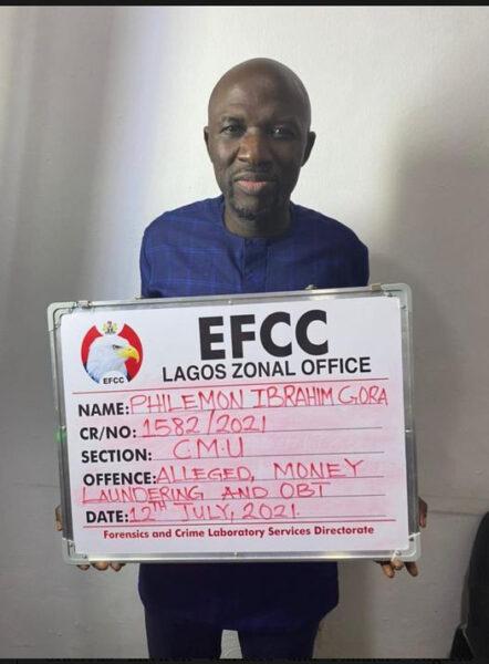 EFCC arrests man for alleged N525m fraud in Lagos
