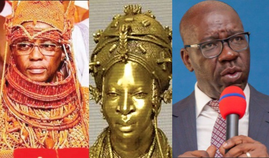 Edo state govts decision to take custody of 1130 stolen artefacts to be returned from Germany
