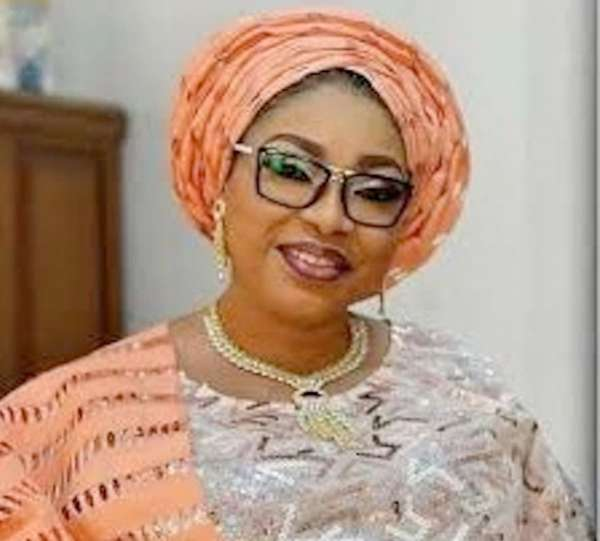 Former Senator Grace Bent Defects to APC from PDP