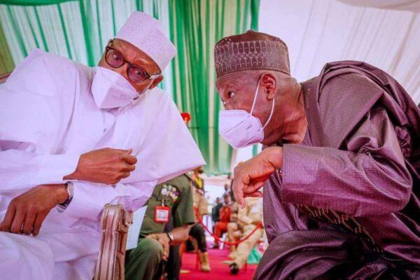 Ganduje not a wicked leader – Buhari