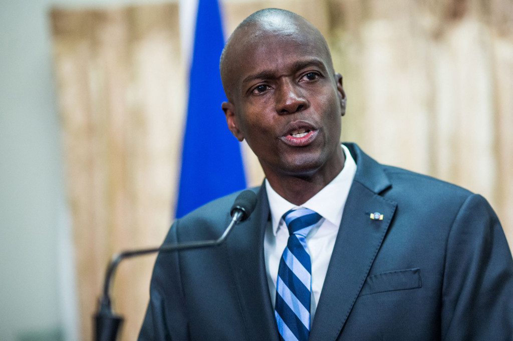 Haitian presidents body was riddled with 12 bullets eye was blown out 2
