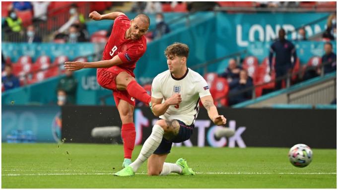 ITV Soccer 'Curse Finally Broken as England Beat Denmark in Front of 30 Million