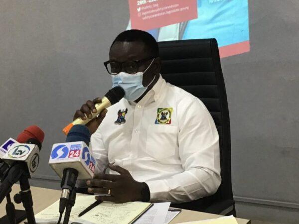 Lagos Safety Commission DG Mojola charges youths on entrepreneurship