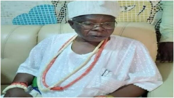Lagos king Buhari Oloto dies 10 months after disputed installation