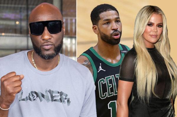Lamar Odom shades Tristan Thompson after Khloe Kardashian Instagram spat