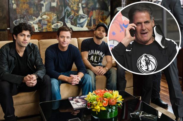 Mark Cuban says 'Entourage is responsible for him landing 'Shark Tank