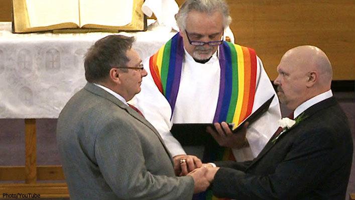Methodist Church votes to allow same sex marriages
