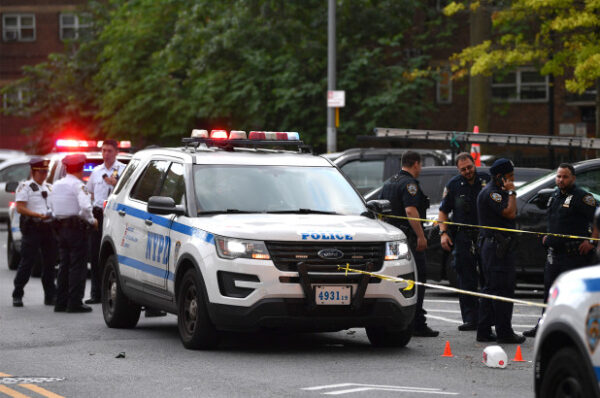 NYPD housing officer shot in neck with BB gun in Brooklyn