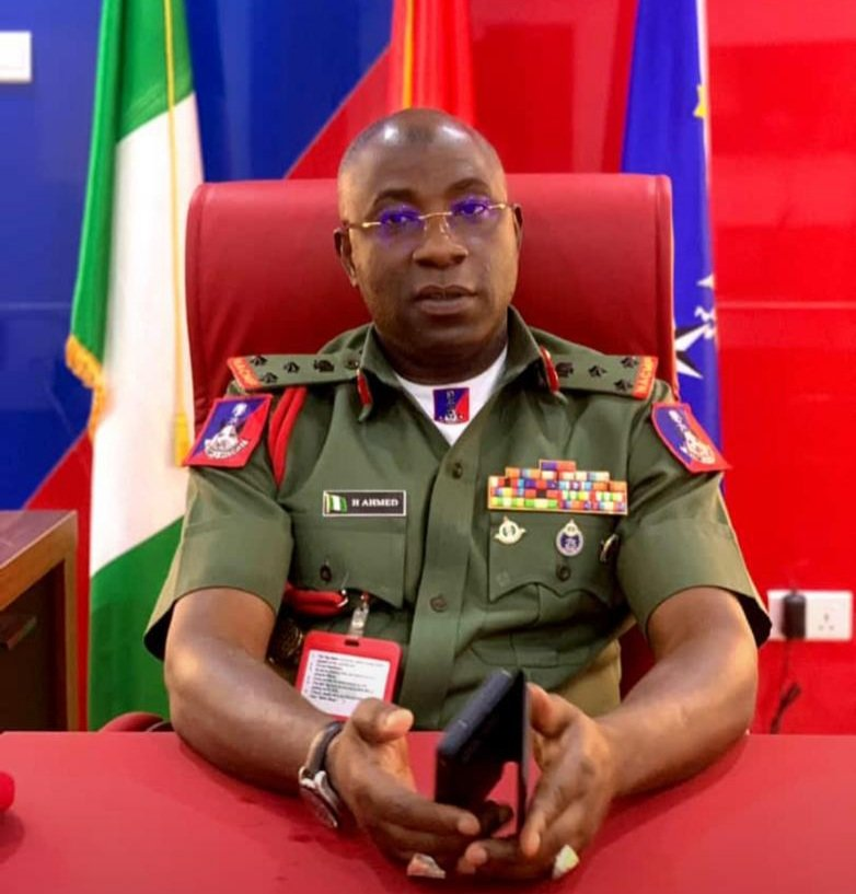 Nigerian Army General Hassan Ahmed murdered in Abuja sister abducted