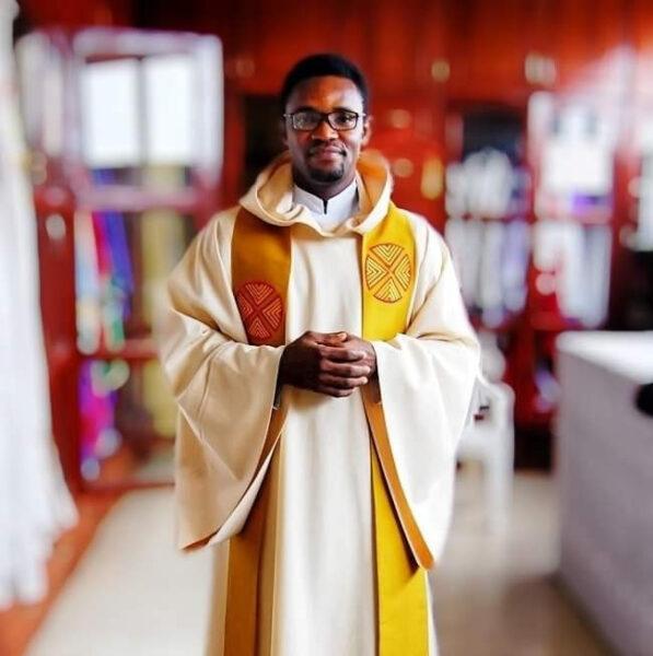 Nigerian Catholic priest