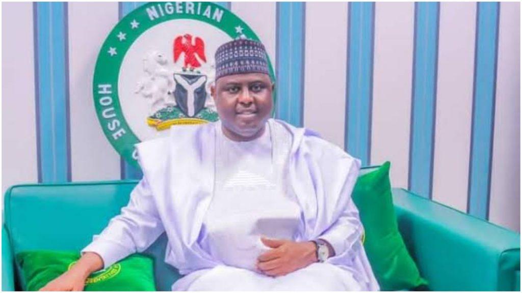Nigerian lawmaker Namdas