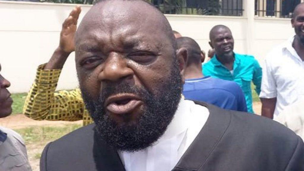 Nnamdi Kanus lawyer
