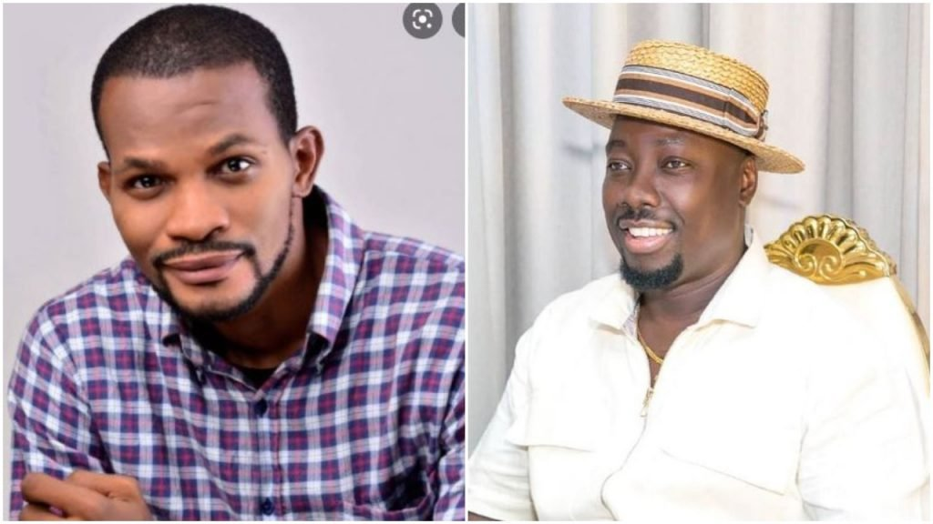 Obi Cubana claims to be wealthy but road to where he buried his mum remains untarred – Uche Maduagwu