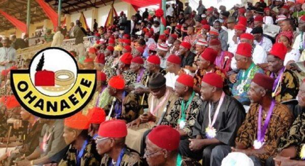 Ohanaeze youths charge military