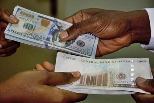 One Dollar now going for 523 Naira at black market