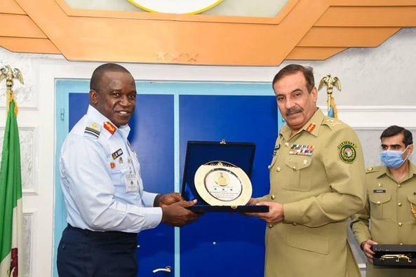 Pakistan To Strengthen Technical Defence Cooperation With Nigeria Air Force
