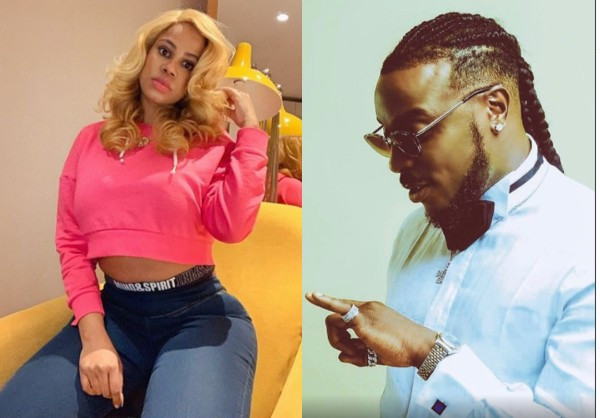 Peruzzi reacts after the lady who accused him of sexual assault Daffy Blanco revealed that she dreamt about him dying