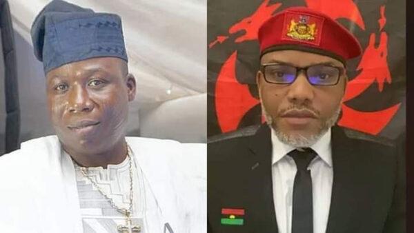 Presidency defends crackdown on Igboho and Nnamdi Kanu