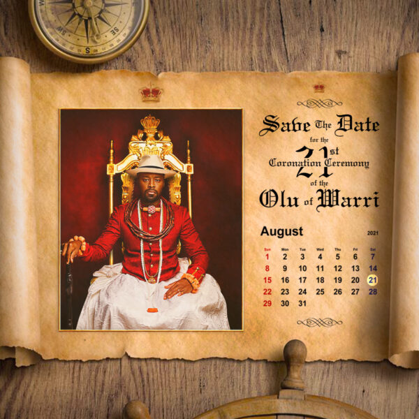 Prince Tsola Emiko to be Crowned Olu of Warri