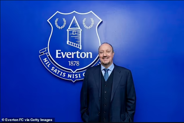 Rafa Benitez signs historic deal to become Evertons new manager