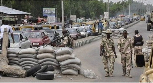 Soldiers allegedly shut Imo market ask traders to stay away 'until Biafra is achieved