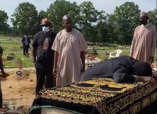Sound Sultan buried in US Photos