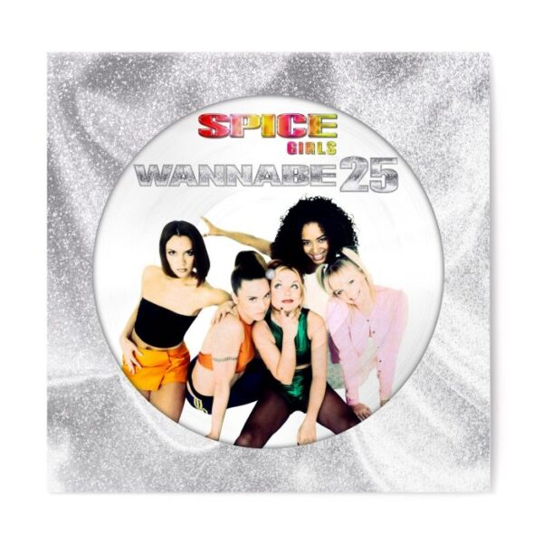Spice Girls Wannabe vinyl e1625773817289