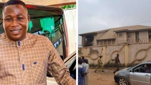 Sunday Igbohos house under attack again