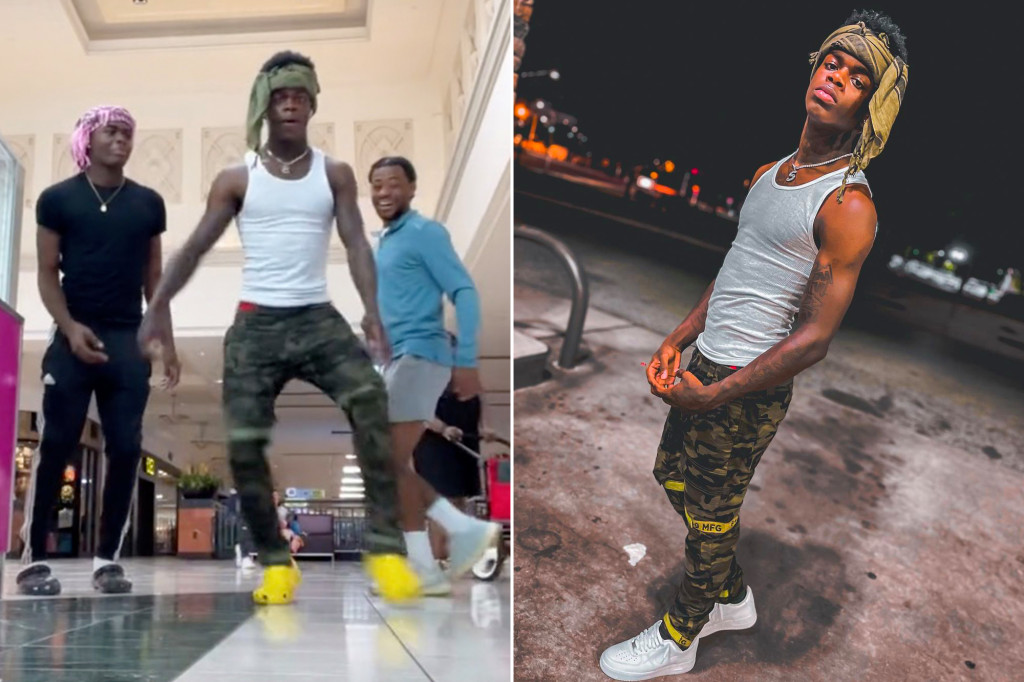 Swavy dancing TikTok star with millions of followers shot dead at 19