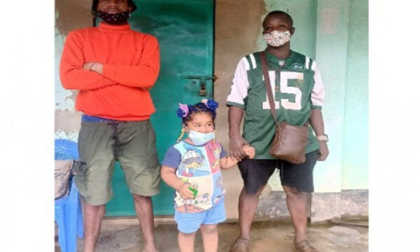 Three Nigerians including 3 year old girl detained for illegally entering Bangladesh from India